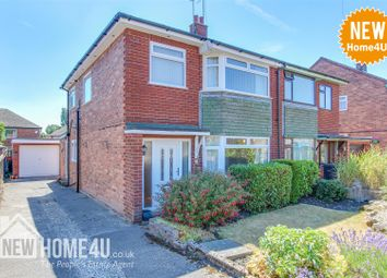 Thumbnail 3 bed semi-detached house for sale in Wilton Road, Mancot, Deeside