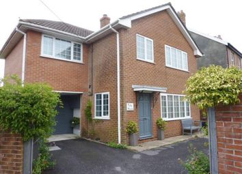 Thumbnail 4 bed detached house for sale in Musbury Road, Axminster