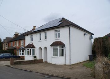 Thumbnail 3 bed semi-detached house for sale in Lower Manor Road, Milford