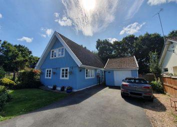 3 bed detached house for sale in Redlands Road, Fremington, Barnstaple EX31
