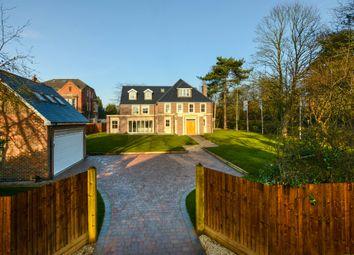 Thumbnail 6 bedroom detached house for sale in Grange Road, Edwalton