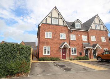 Thumbnail 3 bedroom town house for sale in Horsley Avenue, Walkden, Manchester