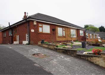 Thumbnail 2 bedroom semi-detached bungalow for sale in Foxdale Grove, Preston