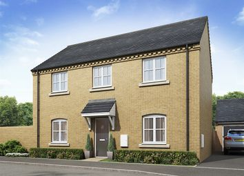 "Thumbnail 4 bed detached house for sale in ""The Waddington"" at Lavender Way, Newark"