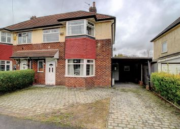 Thumbnail 3 bed semi-detached house for sale in Neal Avenue, Heald Green, Cheadle