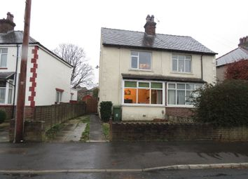 Thumbnail 2 bedroom semi-detached house for sale in Heatherfield Crescent, Huddersfield