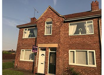 Thumbnail 3 bed flat for sale in Holly Avenue, Gateshead