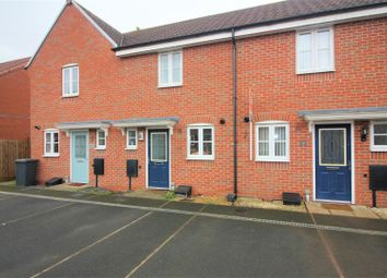 Thumbnail 2 bed terraced house for sale in Drew Court, Ashby-De-La-Zouch