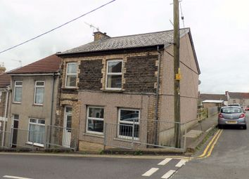 Thumbnail 2 bed flat for sale in Church Street, Bargoed