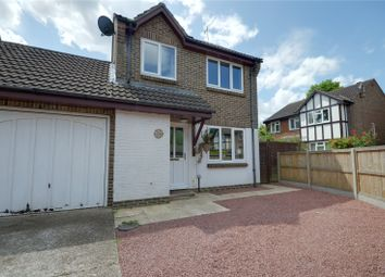 Thumbnail 3 bed link-detached house to rent in County Oak, Crawley, West Sussex