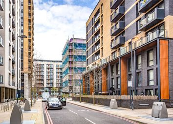 Thumbnail 1 bed property for sale in Wharton House, 67 Palmers Road, London