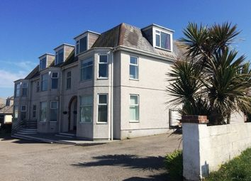 Thumbnail 3 bed flat to rent in Pentire Avenue, Newquay