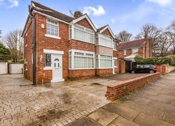 Thumbnail 3 bed semi-detached house for sale in Gaythorne Avenue, Preston, Lancashire
