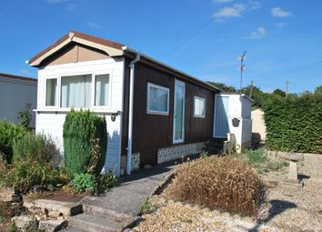 Thumbnail 2 bed mobile/park home for sale in Quarry Rock Gardens, Claverton Down, Bath