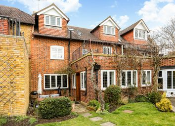 Thumbnail 4 bed terraced house to rent in Church Road, Old Windsor, Windsor