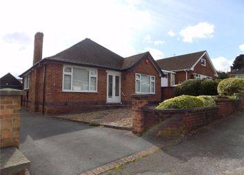 Thumbnail 2 bed detached bungalow for sale in Garnett Avenue, Heanor, Derbyshire