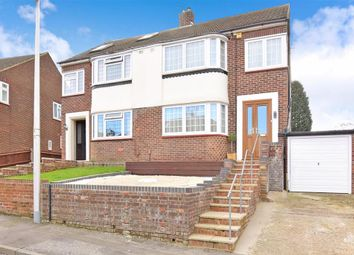 Thumbnail 3 bed semi-detached house for sale in Sholden Road, Rochester, Kent