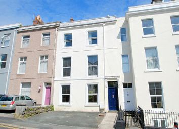 Thumbnail 5 bedroom terraced house for sale in Radnor Place, Plymouth