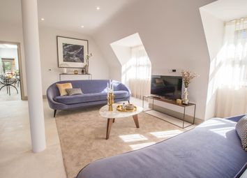 Thumbnail 2 bed flat for sale in Lilliput Road, Poole, Dorset