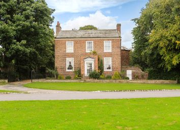 Thumbnail 4 bed detached house for sale in The Green, Kirkby Fleetham, Northallerton, North Yorkshire
