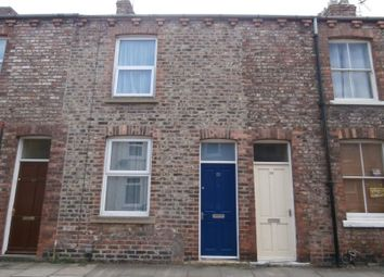 Thumbnail 2 bed property to rent in Gladstone Street, Acomb, York