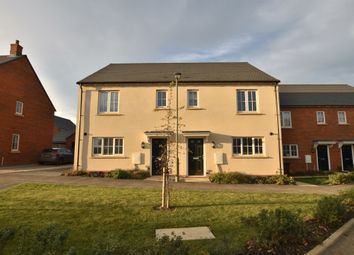 Thumbnail 3 bed semi-detached house for sale in Marston Close, Banbury