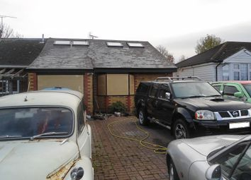 Thumbnail 4 bed semi-detached bungalow for sale in Town Road, Cliffe Woods, Rochester, Kent
