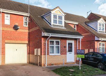 Thumbnail 3 bed terraced house for sale in Meadenvale, Peterborough