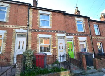 Thumbnail 4 bed terraced house to rent in Sherman Road, Reading