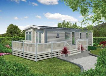 Thumbnail 2 bedroom mobile/park home for sale in Holiday Park - Anglesey, Plas Coch Holiday Homes, Llanedwen