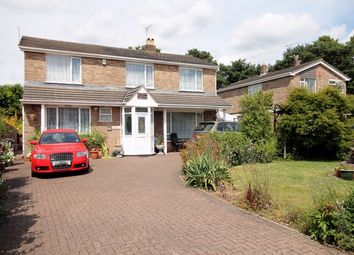 Thumbnail 6 bed detached house for sale in Fenbrook Close, Hambrook, Bristol