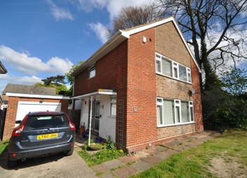 Thumbnail 4 bed detached house to rent in Burwood Close, Guildford
