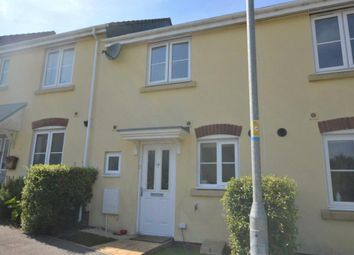 Thumbnail 2 bedroom terraced house to rent in Plover Avenue, Helston, Cornwall