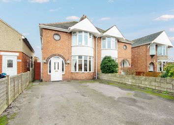 Thumbnail 3 bed semi-detached house for sale in Beechcroft Road, Stratton, Swindon