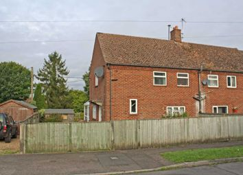Thumbnail 2 bed semi-detached house for sale in Park View, Crowmarsh Gifford, Wallingford