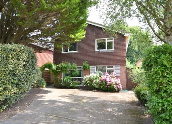 Thumbnail 4 bed detached house for sale in Westcar Lane, Walton-On-Thames