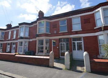 Thumbnail 4 bedroom terraced house to rent in Wentworth Avenue, Wallasey