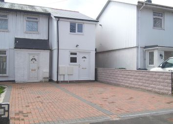 Thumbnail 1 bedroom end terrace house for sale in Aberdulais Road, Gabalfa, Cardiff