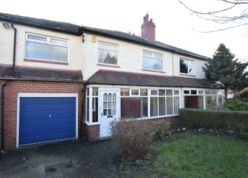Thumbnail 4 bed detached house to rent in Wensley Road, Meanwood, Leeds