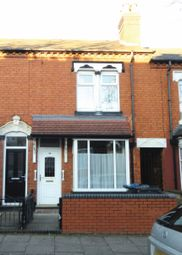 Thumbnail 2 bed terraced house for sale in Greenhill Road, Handsworth, Birmingham, West Midlands