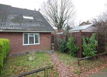 Thumbnail 1 bedroom end terrace house for sale in Lamorna Crescent, Tilehurst, Reading