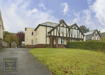 Thumbnail 4 bed semi-detached house for sale in Main Road, Ravenshead, Nottinghamshire