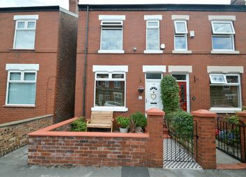Thumbnail 3 bed semi-detached house for sale in Willis Road, Cale Green, Stockport, Cheshire