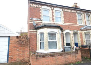 Thumbnail 3 bedroom end terrace house for sale in Richmond Road, Reading, Berkshire