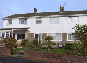 Thumbnail 3 bed terraced house for sale in Lambourne Drive, Newton, Swansea