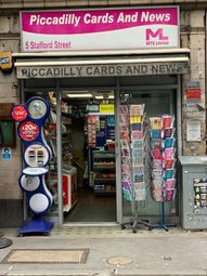 Thumbnail Retail premises for sale in 5 Stafford Street, London