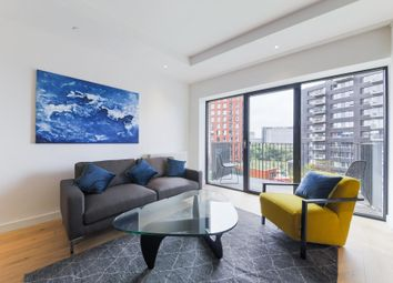 Thumbnail Terraced house to rent in Globe House, London City Island
