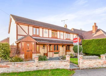 Thumbnail 4 bed detached house for sale in Church Road, Westoning, Bedford