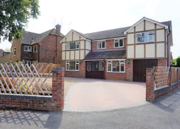 Thumbnail 5 bed detached house for sale in Cherwell Road, Emmer Green, Reading