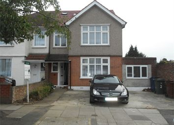 Thumbnail 6 bed semi-detached house to rent in Wood End Avenue, South Harrow, Middlesex